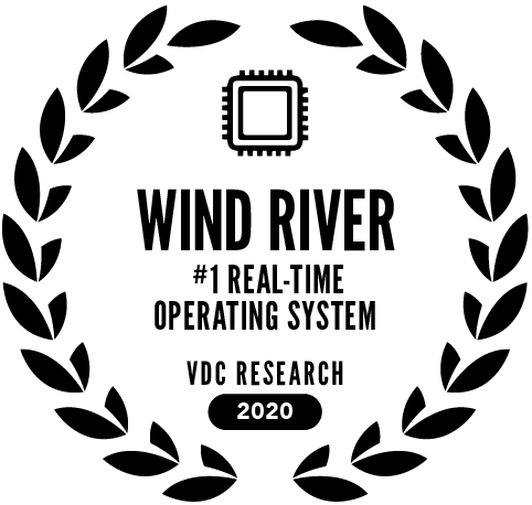 VDC Research - Wind River #1 Real-Time Operating System