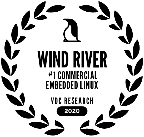 VDC Research - Wind River #1 in Commercial Embedded Linux
