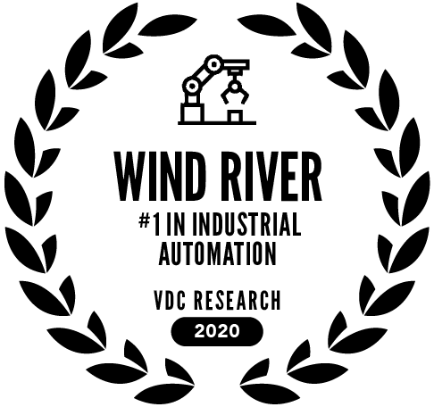 VDC Research - Wind River #1 in Industrial